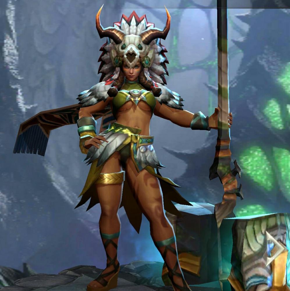 Tribal Chief (Epic Skin Taara)