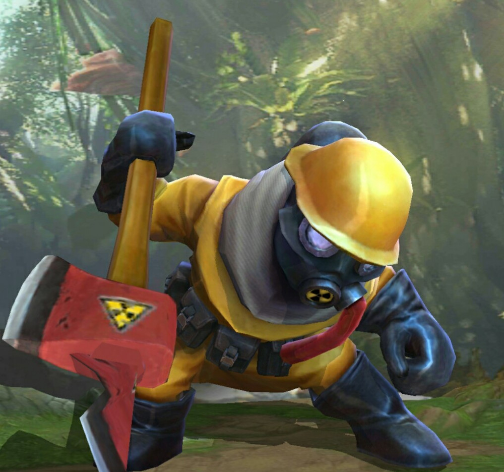Firefighter (Skin Cresht)