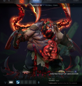 Feast of Abscession (Arcana Pudge)