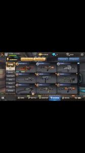 DARK KNIGHT LV7+EVIL AK47+TI M4A1