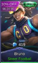 Street Football (Elite Skin Bruno)