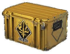 Spectrum 2 Case (base grade container)