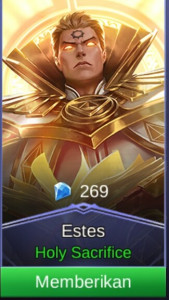 Holy Priest (Skin Estes)