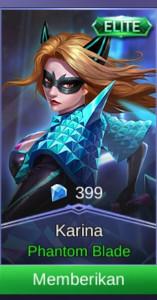 Phantom Blade (Elite Skin Karina)