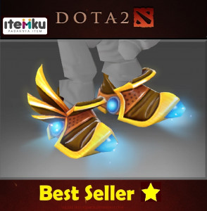 Mecha Boots of Travel Mk III (Immortal Tinker)