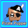 Mythical Pets (mining simulator) Pirate Pupper