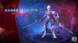 Regulator (Saber Epic Skin)