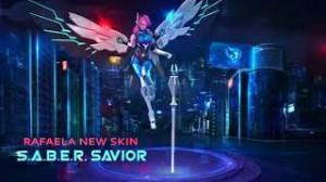 S.A.B.E.R. Savior (Epic Skin Rafaela)