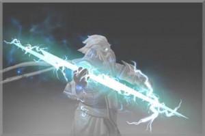 Inscribed Righteous Thunderbolt (Immortal Zeus)