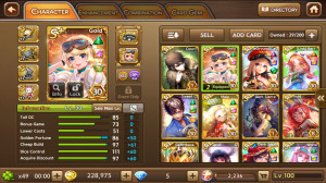 Gold Jenny + Sweet Cupid + Maia + Dark Sierra