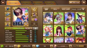 Sweet Cupid + Dark Kaguya + Gatotkaca dkk
