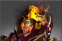 Golden Mantle of Grim Facade (Immortal TI7 Shadow Demon)