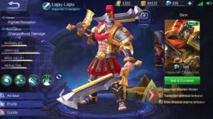 Imperial Champion (Skin Elite Lapu-Lapu)