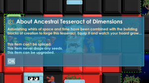Ancestral Tesseract Of Dimensions