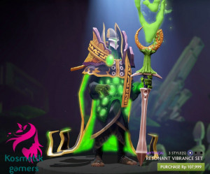 Hood of Resonant Vibrance (Rubick)