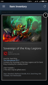 Sovereign of the Kray Legions (Bundle Sand King)