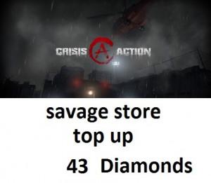 43 Diamonds (All Server)