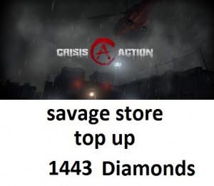 1443 Diamonds (All Server)