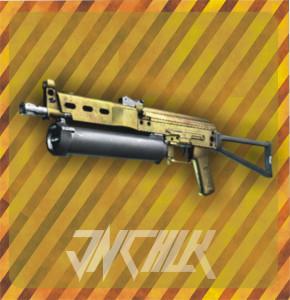 PP-Bizon | Brass (Field-Tested)