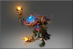 Endowments of the Lucent Canopy ( Shaman VERY RARE