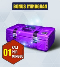 Top Up 600 Diamonds Weekly Special Offer