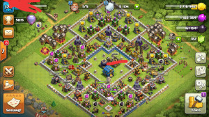 AKUN COC TOWNHALL 12 ALL MAX AMAN PROMO FAST2