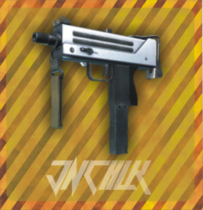 MAC-10 | Silver ( Factory New )