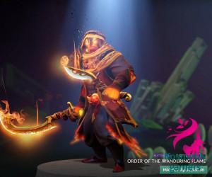 Order of the Wandering Flame (Ember Spirit Set)