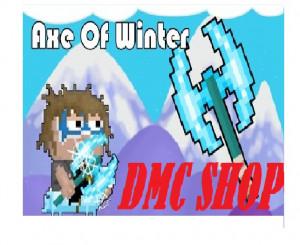 axe of winter