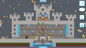 Guild Level 4 Max Desain seperti Kastil