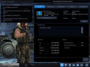 Clan Commando Grade 2 Slot Member 250 Tahun 2015