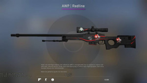 "AWP | Redline ""Field-Tested"