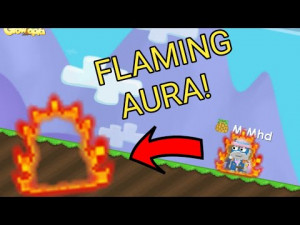 Flaming Aura