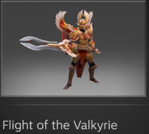 Flight of the Valkyrie (Legion Commander Set)