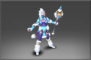 Winter Snowdrop (Crystal Maiden Set)
