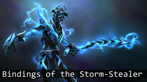 Bindings of the Storm-Stealer (Razor Set)