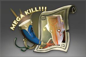 Mega-Kills Juggernaut (Announcer)