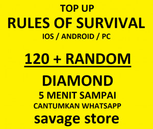 Top Up 120 Diamonds Weekly Special Offer