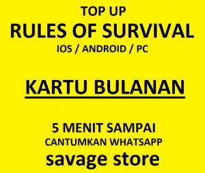 Kartu Bulanan (iOS, Android)