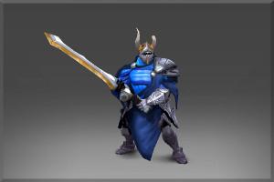 The Flameguard's Armor (Sven Set)