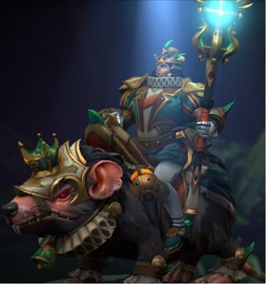 The Rat King (Cache TI8 Chen)
