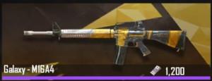 M16A4 - Galaxy