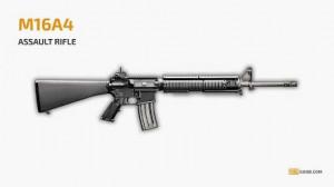 M16A4 Galaxy