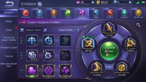 Akun Epic Emblem Level Tinggi