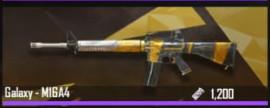 Galaxy - M16A4