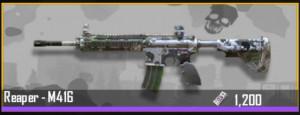Skin Reaper - M416