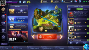 AKUN LEGEND || WIN RATE TINGGI MURAH MERIAH