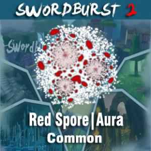 RedSpore | Aura | SwordBurst 2