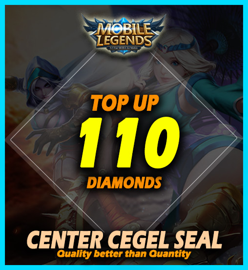 Top Up 110 Diamonds