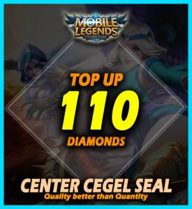 Top Up 110 Diamonds